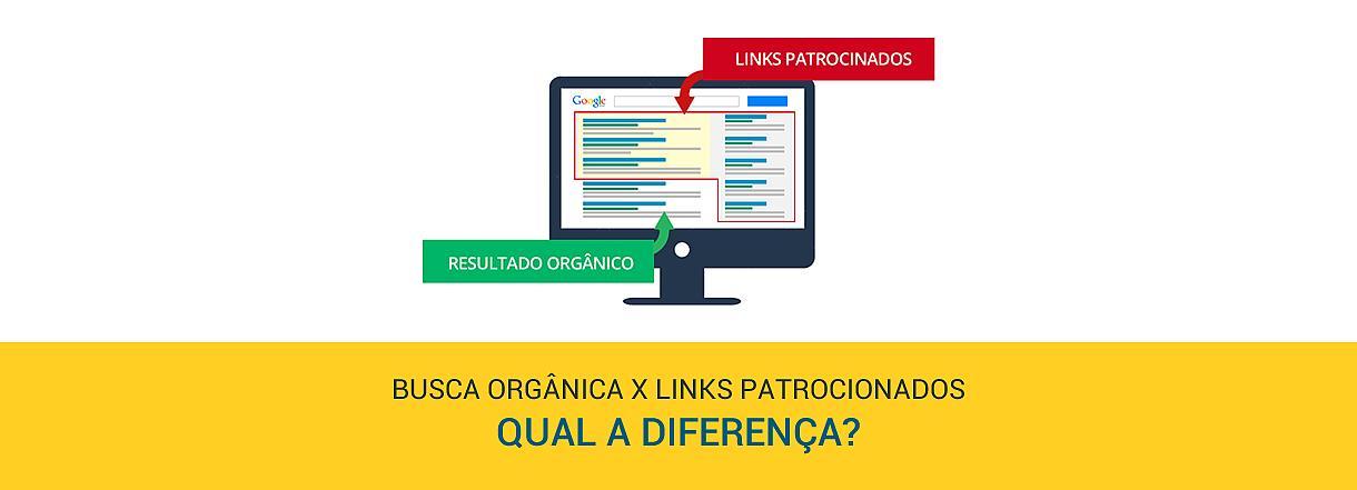[Diferença entre SEO e Links Patrocinados]